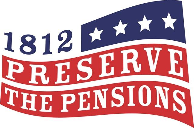 Support the Preserve the 1812 Pension Project